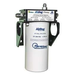Air Dog Champ I High Pressure Air Separator for Cat 340E, C13, C15, C18