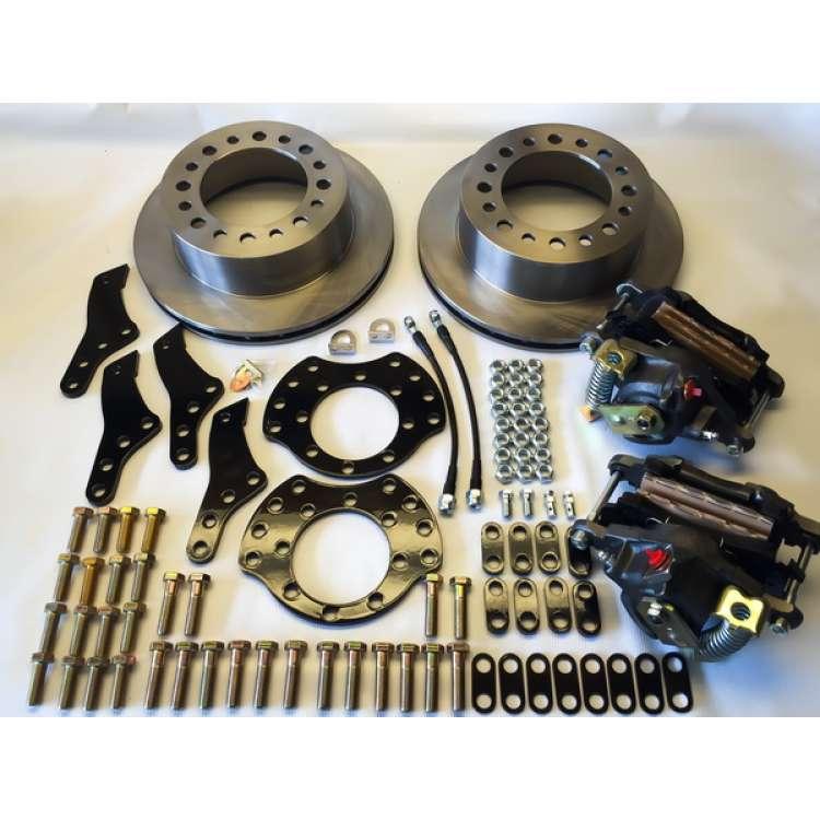 89-93 Dodge Ram D/W250 Rear Disc Brake Conversion Kit