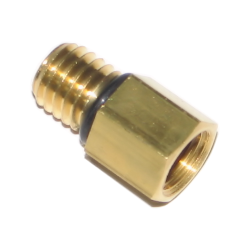 GM 6.6L Duramax Fuel Pressure Adapter