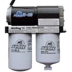 94-98 Dodge 5.9L Cummins 100GPH Airdog 2 4G Fuel Filter/Pump System