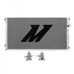11-16 Ford 6.7L Powerstroke Mishimoto Aluminum Secondary Radiator
