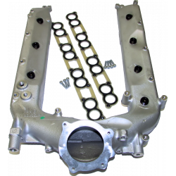 08-10 Ford 6.4L Powerstroke PE Race Ported Intake Manifold