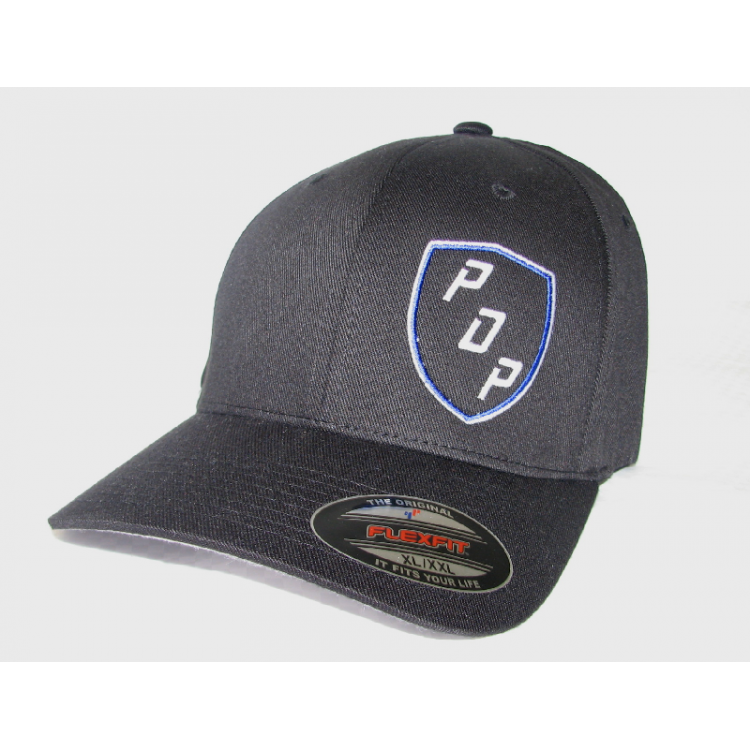 Pure Diesel Power Black FLEX FIT Baseball Cap