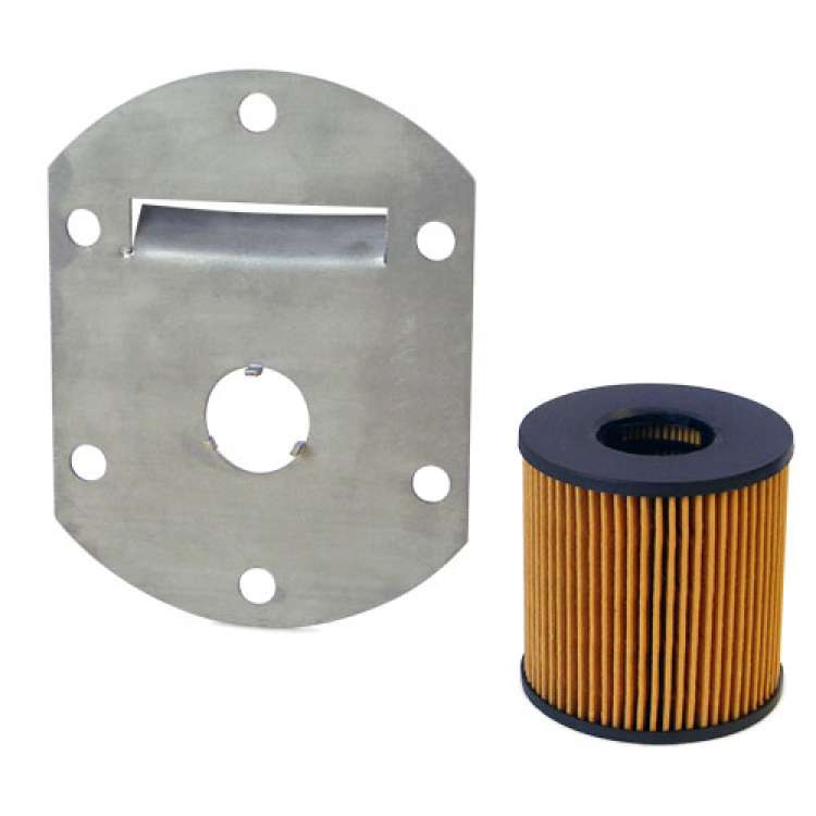 NV5600 & NV4500 Fast Coolers Manual Trans Cooler PTO Cover Plate Filter Kit
