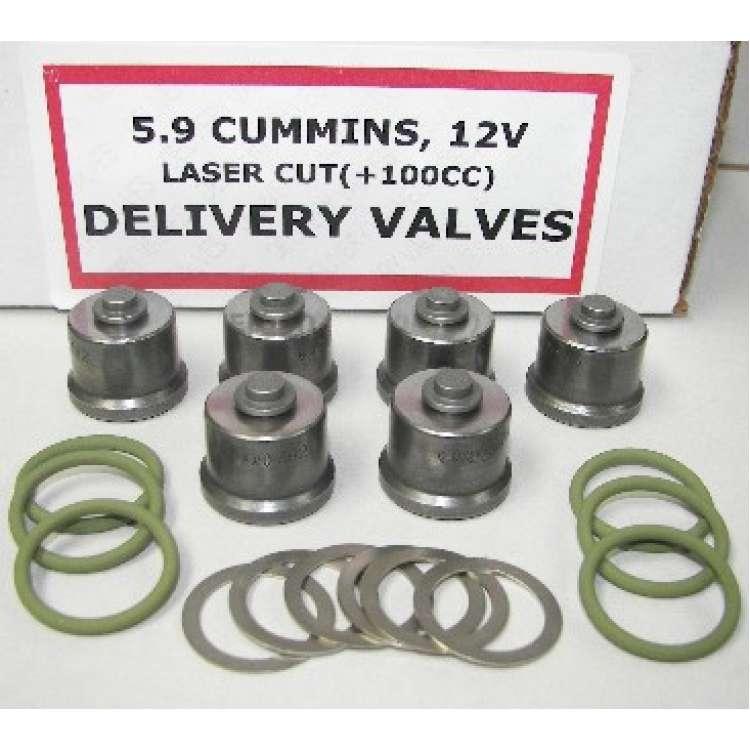 94-98 Cummins P7100 HMR Performance Delivery Valves +100CC