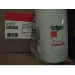 89+ Dodge 5.9L/6.7L Cummins Fleetguard LF16035 Stratapore Oil Filter 12 Pack Case