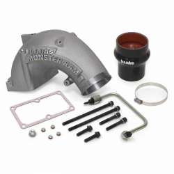 07.5+ Ram 6.7L Cummins Banks 4 In Inlet Monster-Ram Intake System
