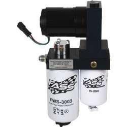 Fass Titanium Series 290GPH@16-18PSI Fuel Pump 98.5-04 Dodge Cummins
