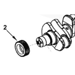 03+ Dodge 5.9L & 6.7L Mopar Crank Shaft Gear