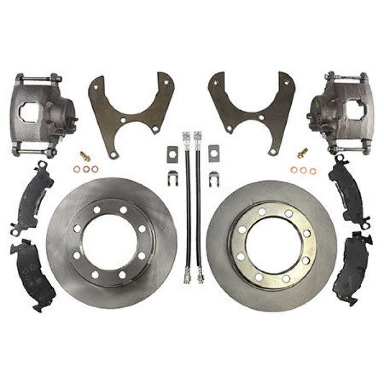 84-97 Ford Sterling Axle Disc Brake Kit 10.25 Rear Axle