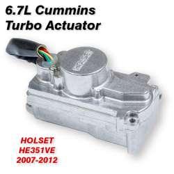 07.5-12 Dodge 6.7L Cummins HE351VE Turbo Actuator