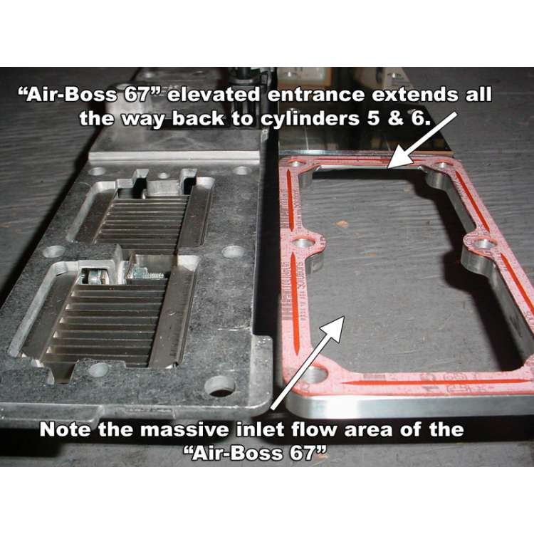 07.5-12 Dodge 6.7L Cummins Diesel GDP Air Boss Grid Heater Delete