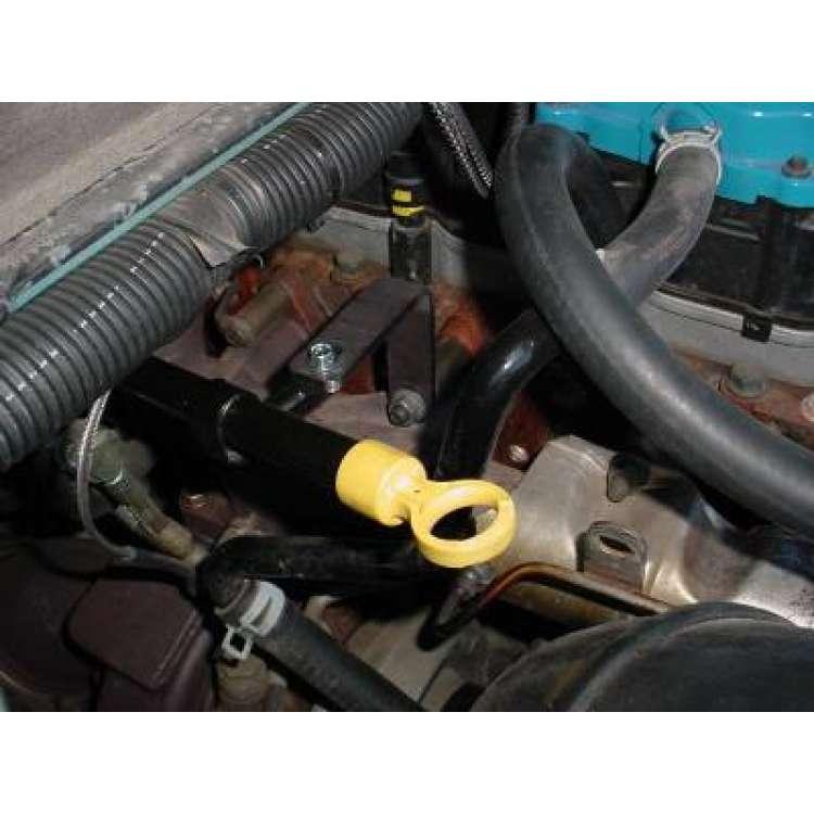 07.5-15 Dodge 6.7L Cummins Automatic Transmission Dipstick Mounting Kit