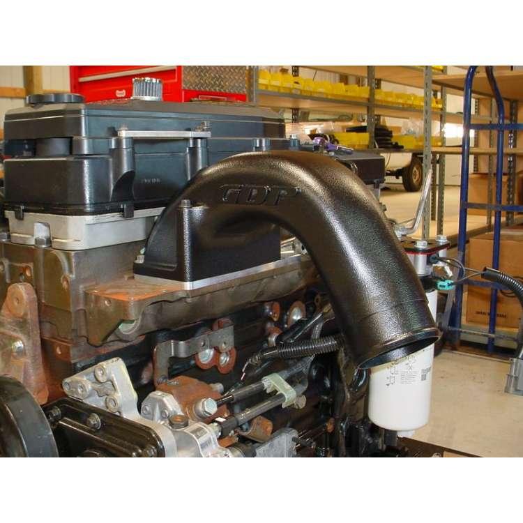 07.5-18 Dodge 6.7L Cummins Glacier Diesel Mega-Flo S-3 Intake Manifold