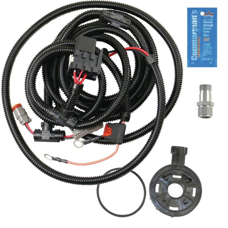 Flow-Max Fuel Heater Kit - 12V 320W - AIRDOG I / II / II-4G WSP