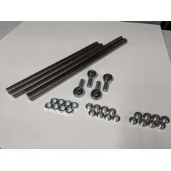 RZR 1000XP | Heavy Duty Upper and Lower Radius Rods RZR-201060