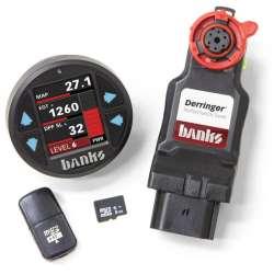 17-19 6.6L Duramax Banks Derringer Tuner w/DataMonster