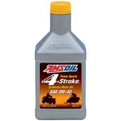 AMSOIL Formula 4-Stroke Power Sports Synthetic SAE 0W-40 Motor Oil