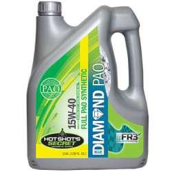 Hot Shots Secret Blue Diamond PAO Oil Full Synthetic 15w