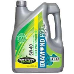 Hot Shots Secret Blue Diamond PAO Oil Full Synthetic 5w