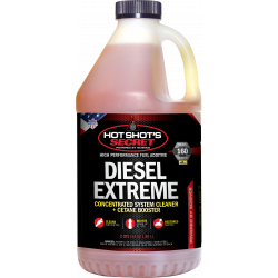 Hot Shot Secret Diesel Extreme Fuel Detergent & Booster - 2 Quart