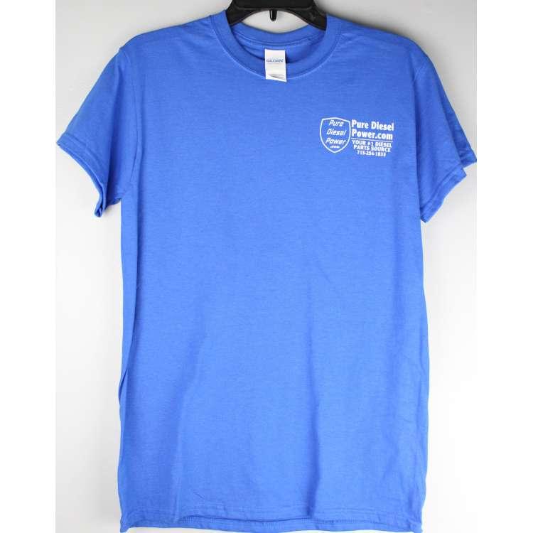 Royal Blue Pure Diesel Power T-Shirt
