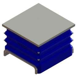 Atro Spring Insulator Pad, Lower LP46-24807