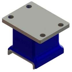 Atro Spring Insulator Pad, Upper LP46-24808