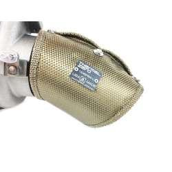 Universal 45 Degree Elbow Pipe Blanket for 4″ Diameter – Lava