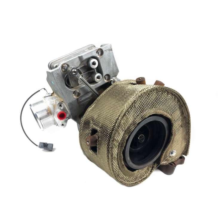 17-19 6.6L L5P GM Duramax Turbo Blanket – Lava