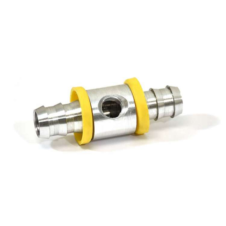XDP Push Lock Fuel Pressure Tee