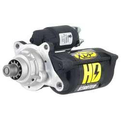 03-07 Ford 6.0L Powerstroke XDP Wrinkle Black HD Gear Reduction Starter