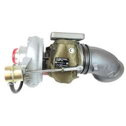 Holset HE351CW / HY35W Turbo Blanket Lava