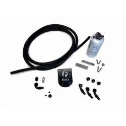98.5-02 Dodge Cummins Auxiliary Fleece Fuel Filter Kit