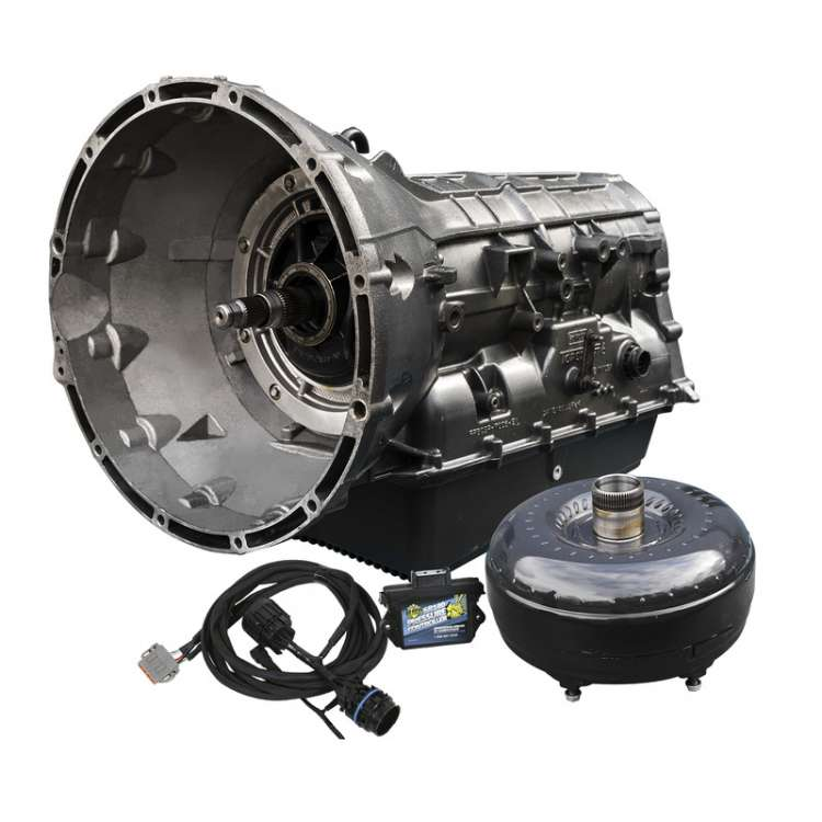 11-14 Ford 6.7L Powerstroke 4wd BD Transmission and Converter Package