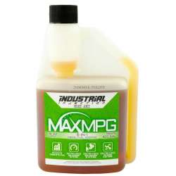 Industrial Injection MaxMPG Fuel Additive (All Season) Treats 400 Gallons