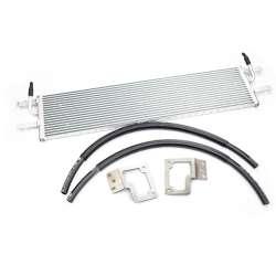 17-19 6.7L Ford Powerstroke Driven Diesel Transmission Cooler Kit