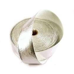 Thermal Zero Reflective Aluminized Insulation Wrap 2″ wide x 25′ long Roll