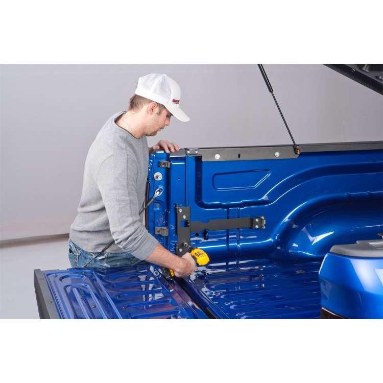 03+ Dodge Ram Undercover Drivers Swing Case Tool Box SC300D