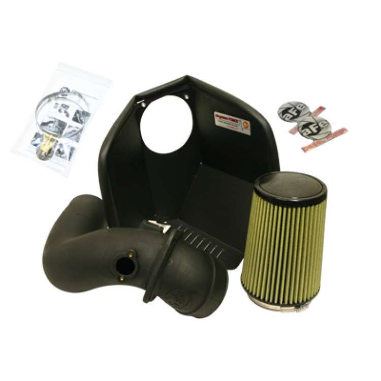 07.5-11 Dodge 6.7L Cummins Stg 2 CX Pro Dry 5 Air Intake System