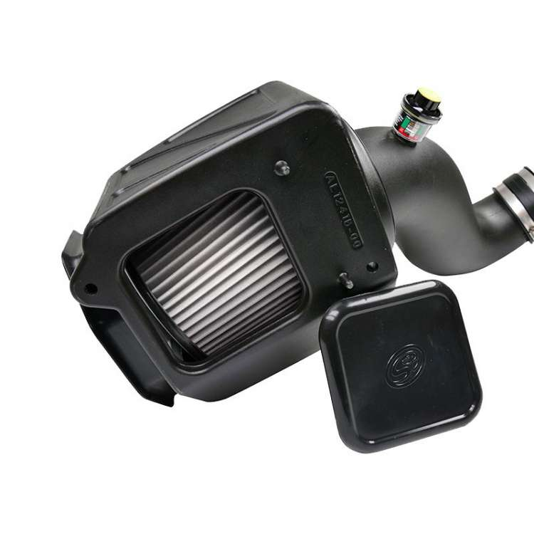 07.5-2010 6.6L LMM Duramax S&B Updated Cold Air Intake System