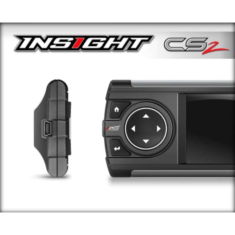 Edge Insight CS2 Monitor for 1996 and newer OBDII Vehicles