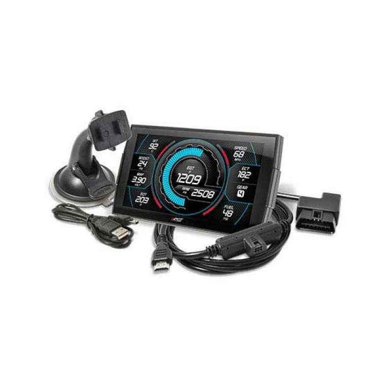 Edge Insight CTS3 Digital Gauge Monitor for 1996 and newer OBDII Vehicles