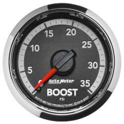 4th Gen Dodge Factory Match 0-35PSI Boost Gauge 8507