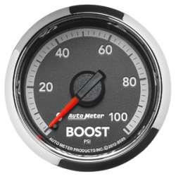 4th Gen Dodge Factory Match 0-100PSI Boost Gauge 8509