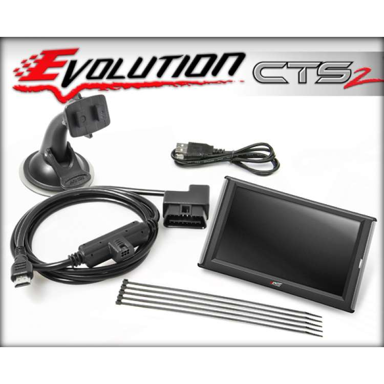 03-12 Dodge Cummins Edge Evolution CTS2 - Color Touch Screen