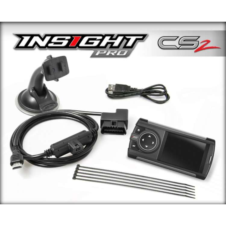 Edge Insight Pro CS2 w/Custom Tuning Enabled for 1996 and newer OBDII Vehicles