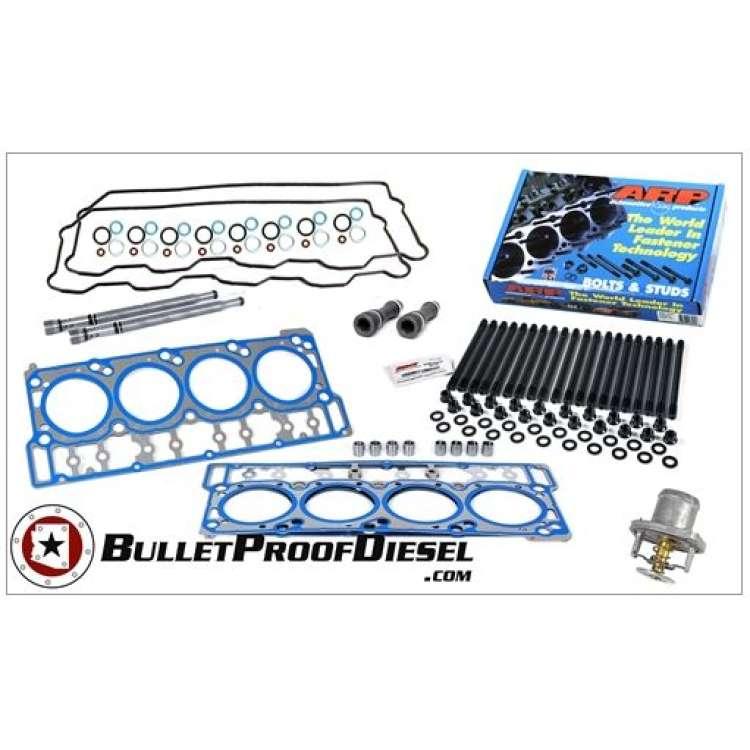 03-04 Ford 6.0L Powerstroke Bulletproof Complete 18mm Head Gasket Kit