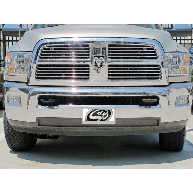 2010-2012 Dodge 6.7L Cummins Diesel S&B Cold Air Scoop