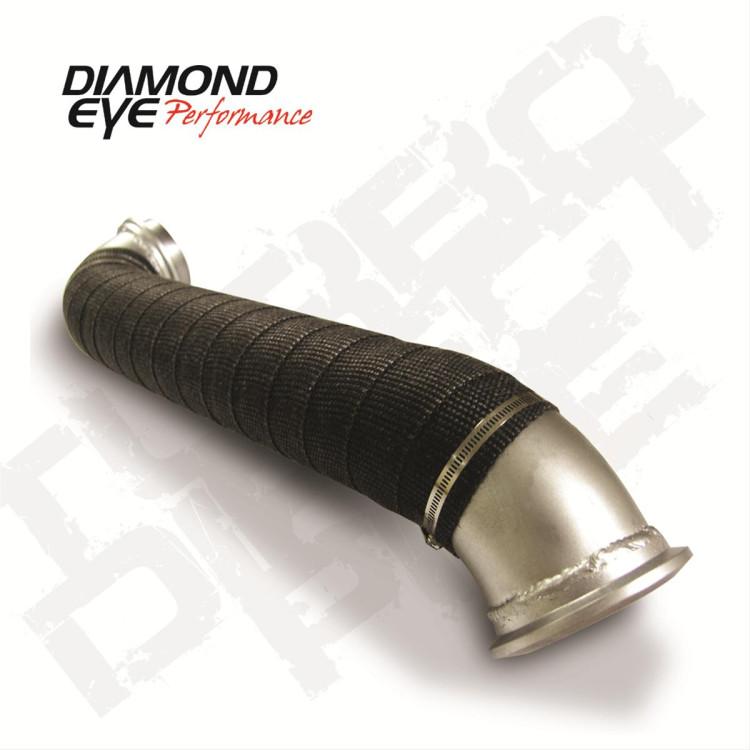 Diamond Eye Turbo Direct Pipe 2004.5-2010 GM 6.6L Duramax